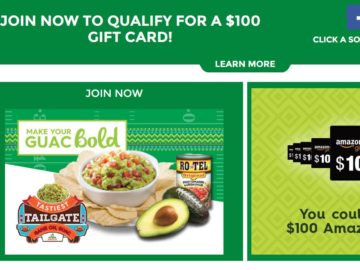 "The Avocados from Mexico ""Team AFM"" Fan Program Sweepstakes"