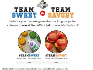 Sweepstakes Fanatics Instant