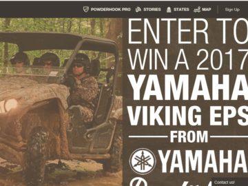 Yamaha Viking Side-By-Side Sweepstakes