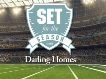 The Houston Division of Darling Homes of Texas, LLC Set for the Season Sweepstakes