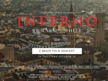 The Inferno Journey Through Hell Sweepstakes