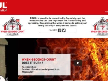 "The ROXUL ""When Seconds Count"" Sweepstakes"