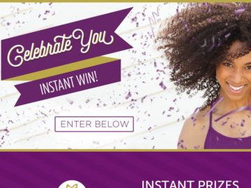 The Mederma Celebrate You Instant Win Sweepstakes