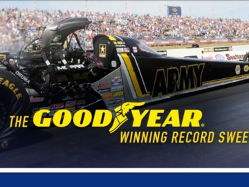 """The Goodyear """"Winning Record"""" Sweepstakes"""
