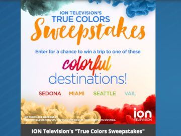 ION Television's True Colors Sweepstakes