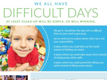 Simple Green's We All Have Difficult Days Sweepstakes