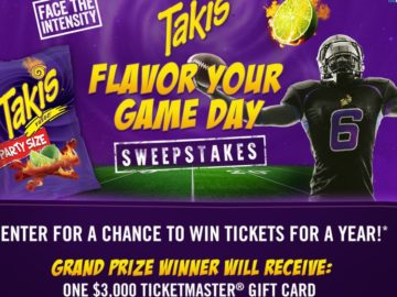 Ticketmaster super bowl sweepstakes