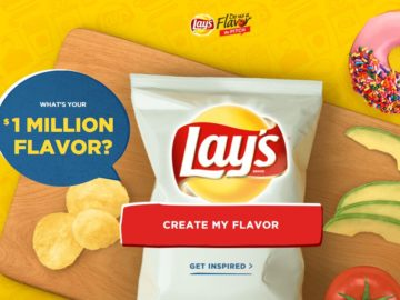 """Lay's """"Do Us a Flavor"""" The Pitch Contest"""