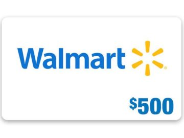 Win a 500 walmart gift card from ellen degeneres negle Gallery