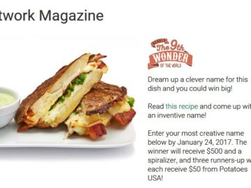 Food network magazine name this dish contest forumfinder Choice Image