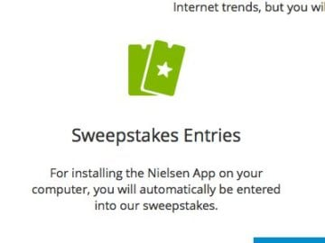 Free cash online sweepstakes