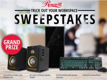 Newegg Business Trick Out Your Work Space Sweepstakes