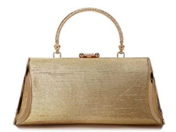 Win an elegant clutch purse!
