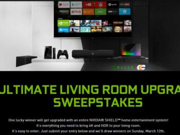 Ultimate Living Room Upgrade Sweepstakes