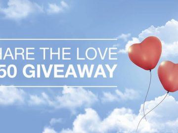 Check `n Go Share the Love Facebook Sweepstakes