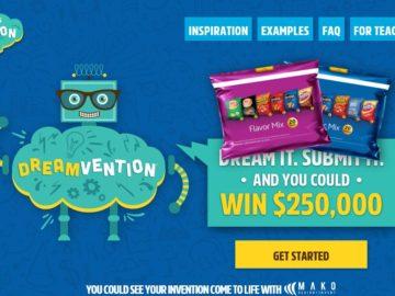 "Frito Lay ""Dreamvention"" Contest"