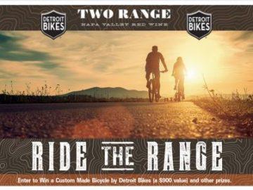 Ride the Range Sweepstakes