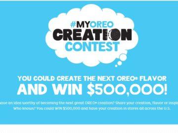 My Oreo Creation Contest