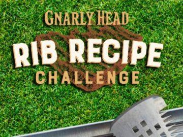 Gnarly Head Ribs Recipe Contest