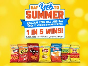 Say Yes to Summer Instant-Win Game