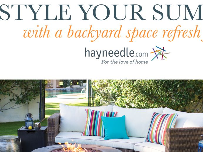 Better Homes Gardens Style Your Summer Sweepstakes