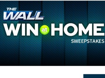 NBC Wall Win At Home Sweepstakes