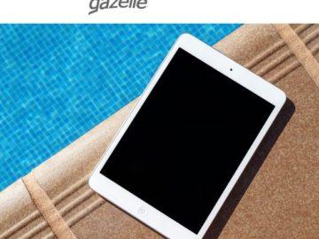 Gazelle National Give Something Away Day iPad Sweepstakes