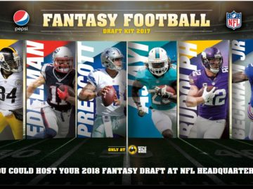 fantasy footballers giveaway pepsi quot fantasy football quot at buffalo wild wings sweepstakes 9145