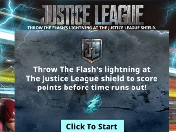 Join the League Sweepstakes and Instant Win Game