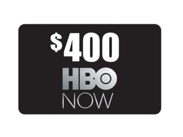 HBO Now Gift Card! Sweepstakes