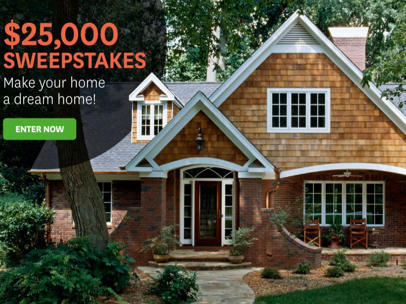 Better homes and gardens 25 000 sweepstakes Home and garden contest