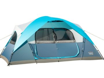 Win a Timber Ridge 2 Room Tent