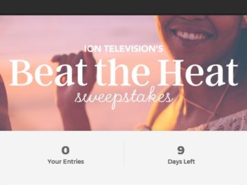 ION Television's Beat the Heat Sweepstakes