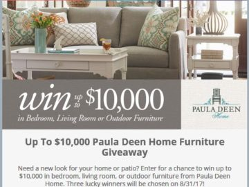 Universal Living Room Giveaway Sweepstakes