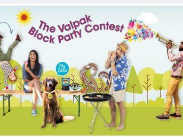 Valpak Block Party Contest