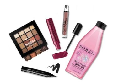 Nyx Professional Makeup And Redken