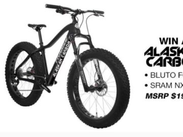 Win a Mountain Bike