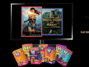 Goodie Girl Cookies Wonder Woman Sweepstakes