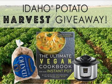 Famous Idaho Potatoes Harvest Giveaway Sweepstakes – Facebook