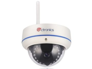 Win a Ctronics IP Cam