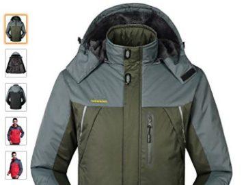 Win a Men's Waterproof Outdoor Coat