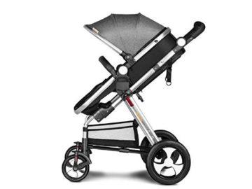 Win a 2 in 1 baby stroller