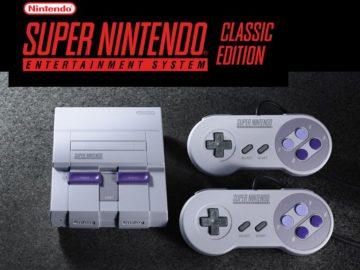 Win a Super NES Classic