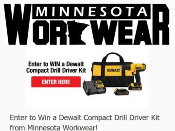 Minnesota Workwear Sweepstakes