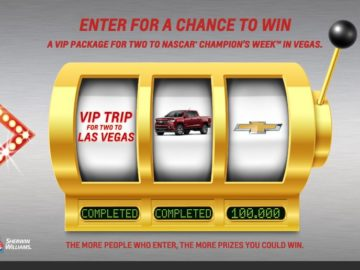 "General Motors' ""Win the 2017 Chevy Colorado"" Sweepstakes"