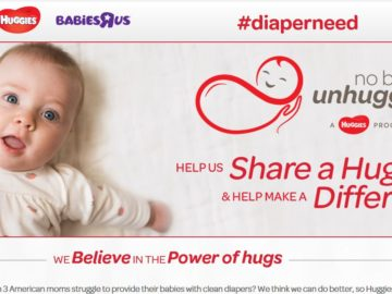 Huggies 2017 Diaper Donation Sweepstakes