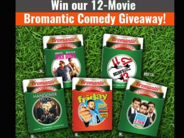 Delta Sky Magazine Bromantic Comedy Giveaway Sweepstakes