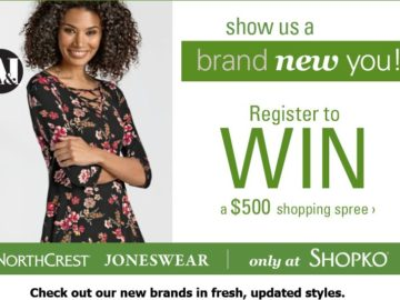 ShopKo Brand New You Giveaway Sweepstakes