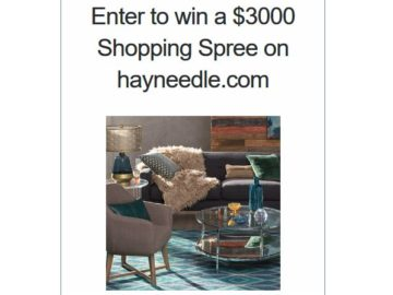 Hayneedle.com Cozy-Up Your Space for Fall Giveaway Sweepstakes