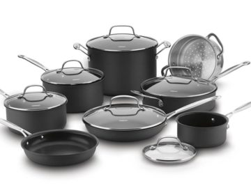 Dealmaxx Cuisinart 14pc Chef's Classic Cookware Set Giveaway